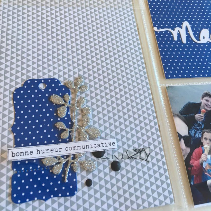 Marilyne : project Life meilleurs moments