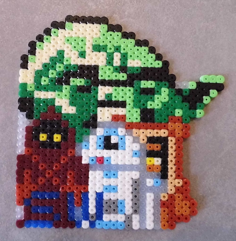 Star Wars hama beads