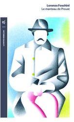 Lorenza Foschini, &quot&#x3B;Le Manteau de Proust, histoire d'une obsession littéraire&quot&#x3B;