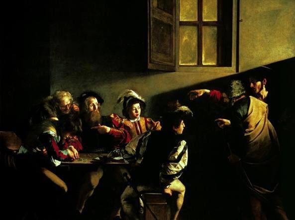 Caravaggio, così moderno da trasformarsi in icona pop / Le Caravage, moderne au point de se transformer en icone pop