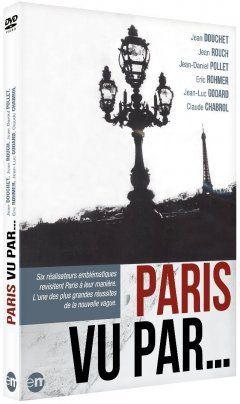 Collectif Nouvelle vague, &quot&#x3B;Paris vu par…&quot&#x3B;