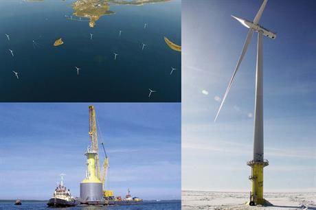 Offshore project designed to withstand Arctic conditions