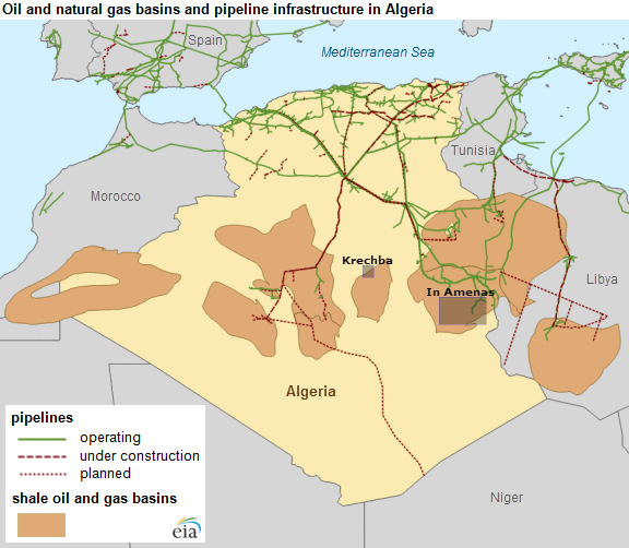 Algeria's energy outlook for 2016: Do security risks trump investment opportunities?