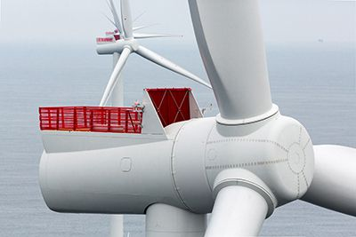 Siemens wins order for offshore wind power plant in the German Baltic Sea