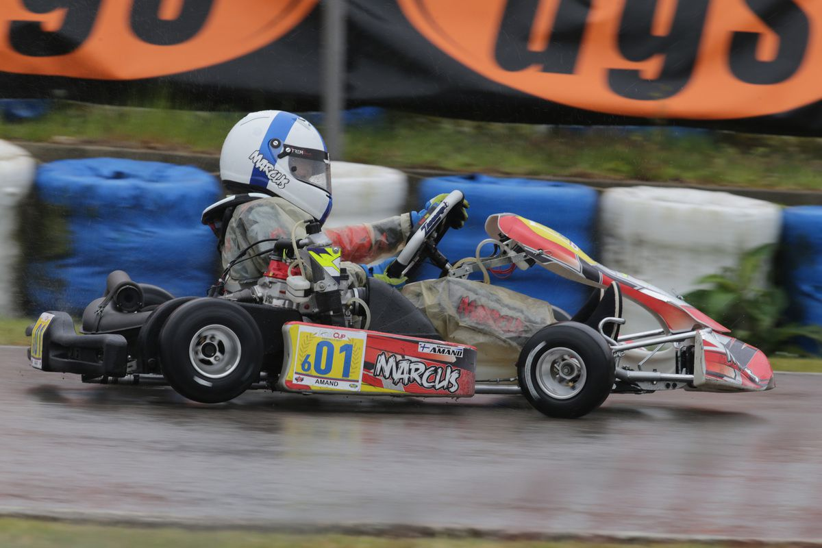 Stars of Karting : Marcus double la mise !