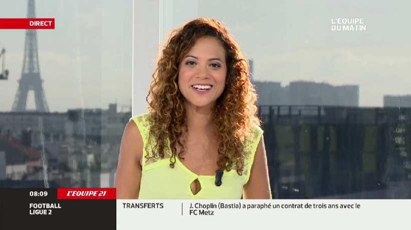 Andréa Decaudin - 30/07/2013