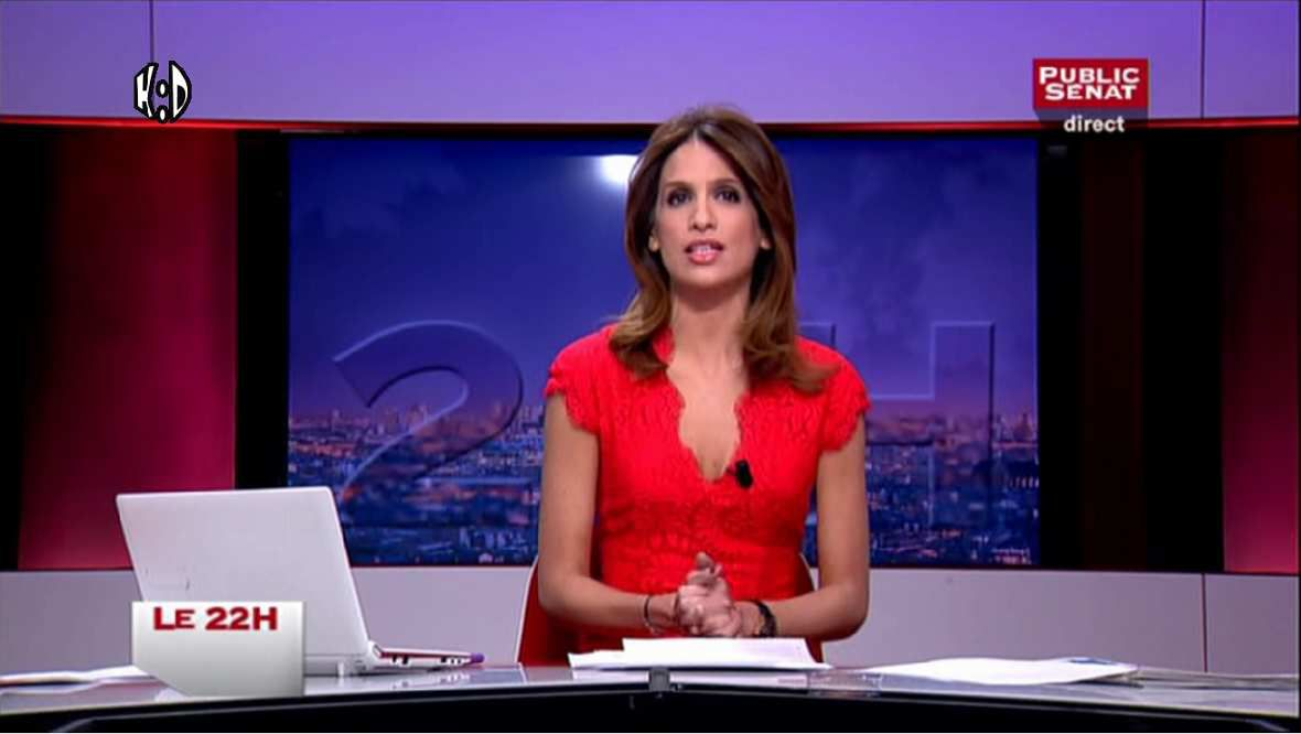 Sonia Mabrouk - 29/01/2015