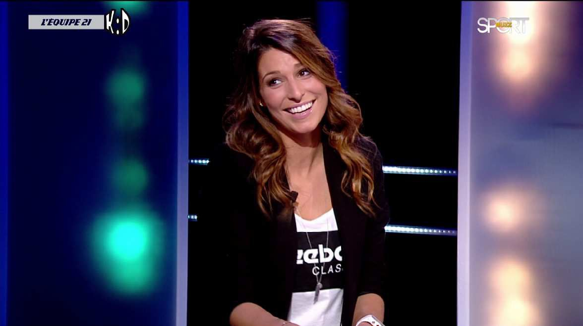 Laury Thilleman - 07/03/2015