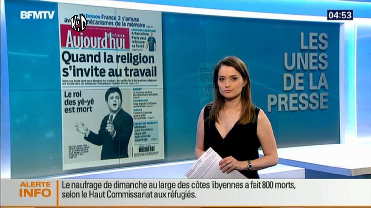 Céline Moncel - 21/04/2015