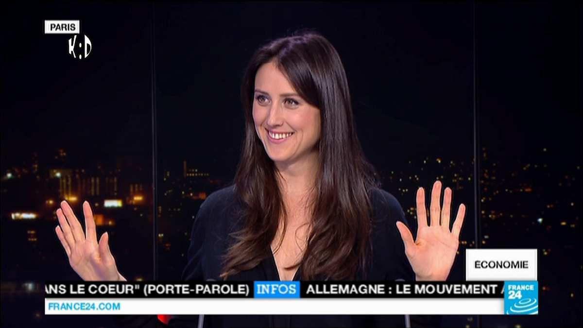Aude Lechrist - 19/10/2015