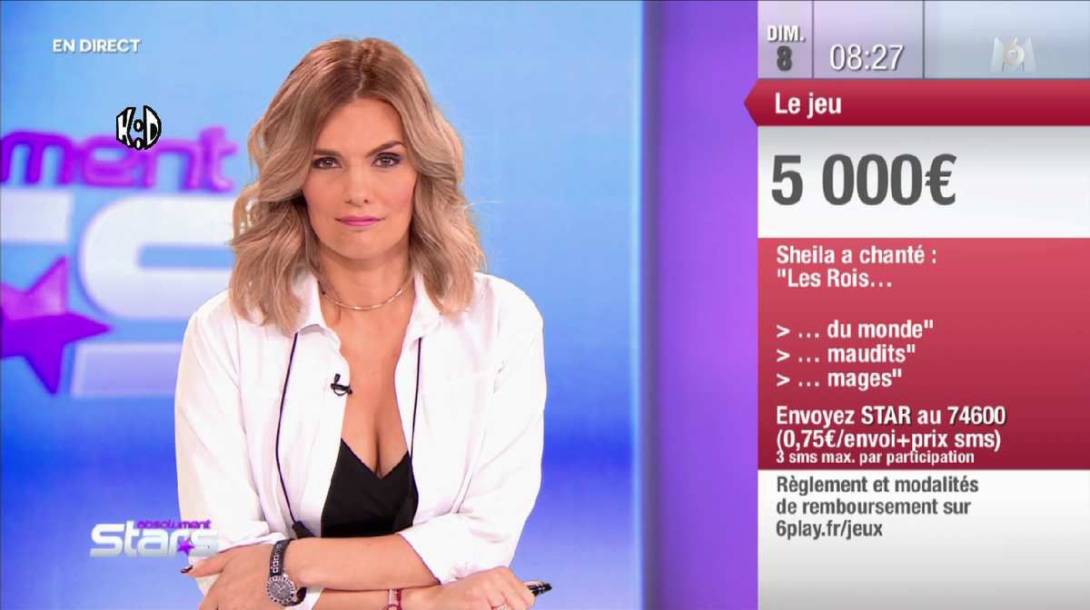 Claire Nevers - 08/01/2017