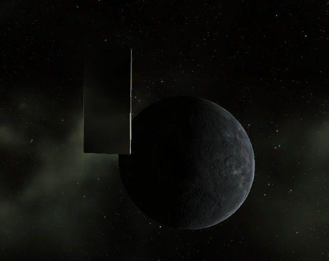 La planéte X dans Google Earth ! parties 1 et 2