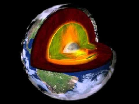 Il y a un problème avec le noyau de la Terre! (2015)