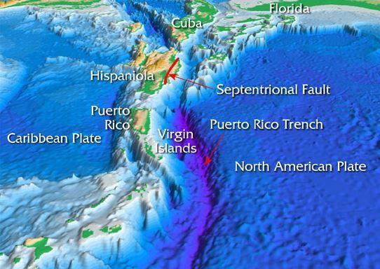 Les Caraïbes doivent se préparer à un séisme massif