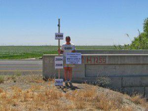 La Californie est en train de s'enfoncer - et de plus en plus vite