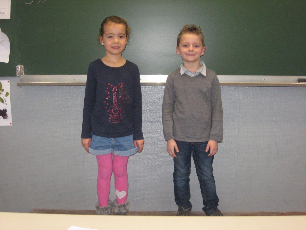 Election des délégués de classe pour l'école