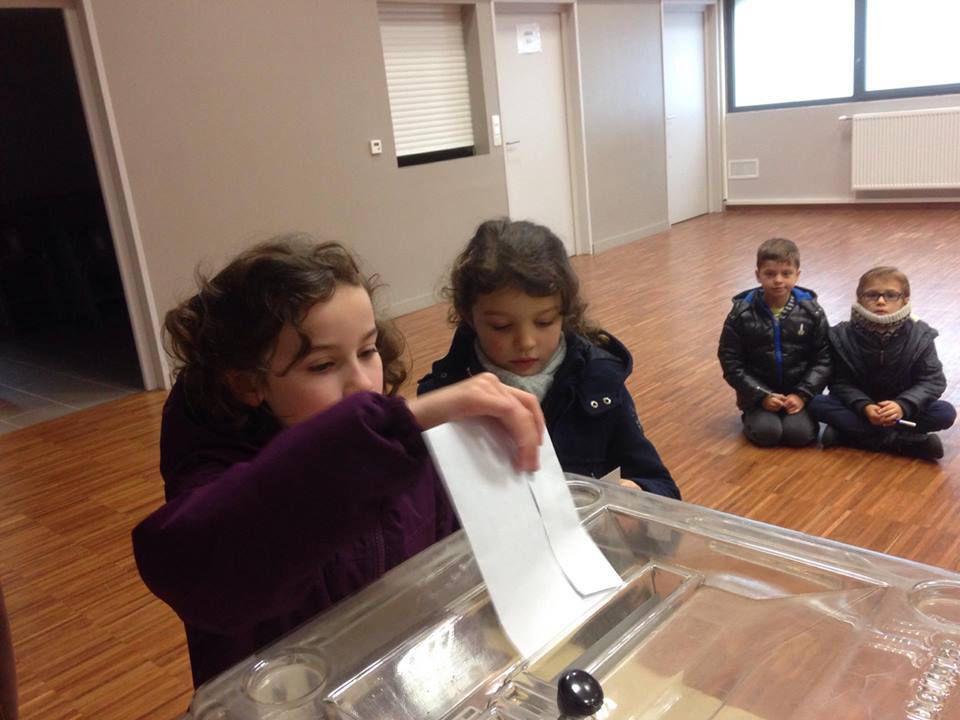 Elections des délégués en primaire