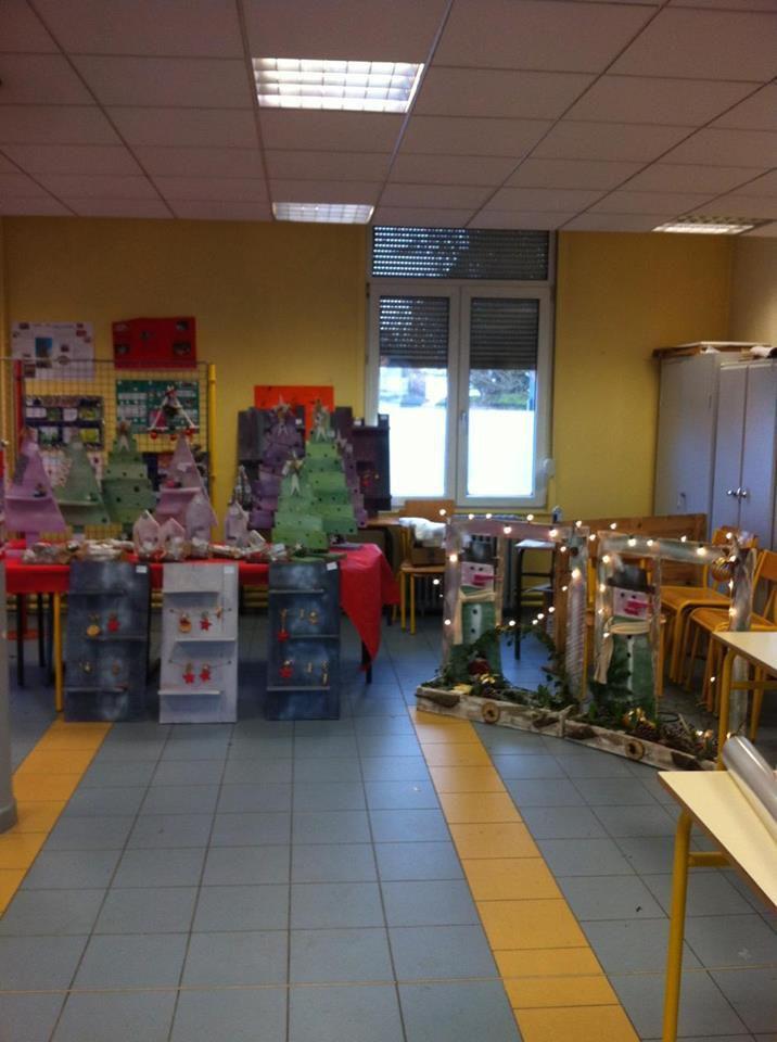 L'APEL referme la 5ème édition de son marché de Noël
