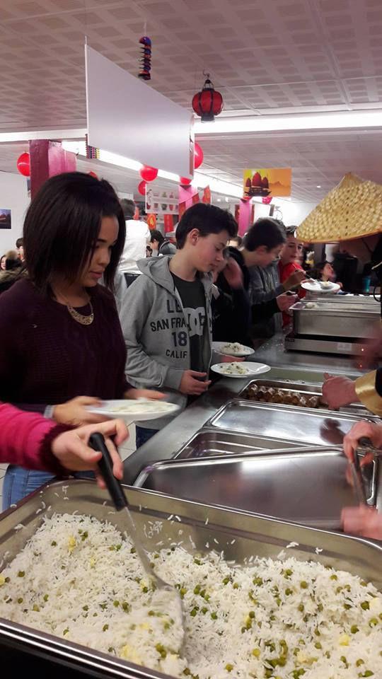 La Sainte-Famille à l'heure du nouvel an chinois !