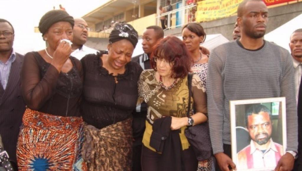 Abattu en 2006 à Kinshasa