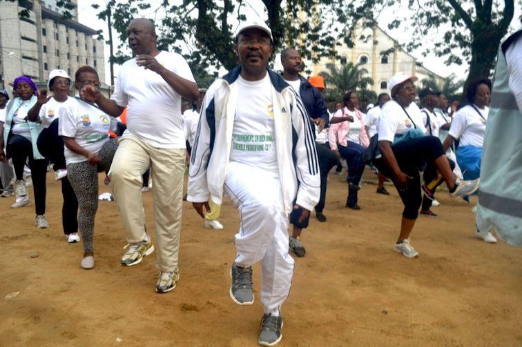 Tous les Camerounais dansent ou marchent pour l'environnement