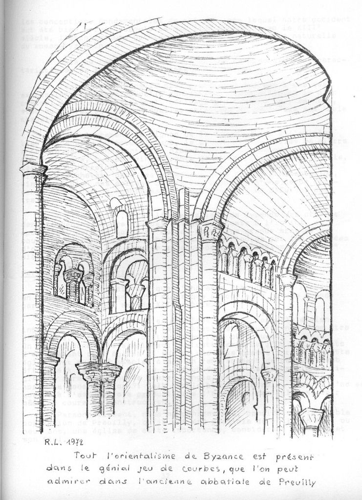Cahier n°5 : l'abbatiale, l'abbaye, les abbés...