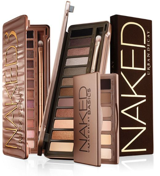 LES NAKED URBAN DECAY