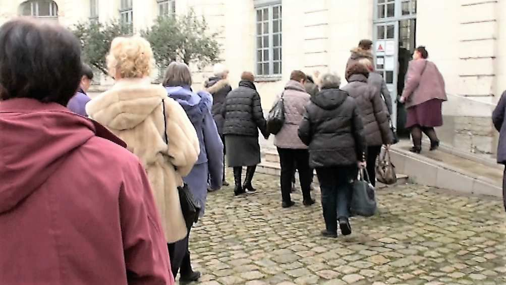 SORTIE à SAINT-OMER au MUSEE SANDELIN