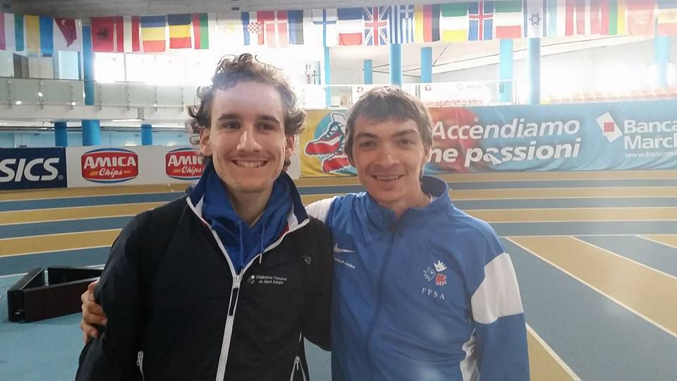 Championnats du monde indoor INAS