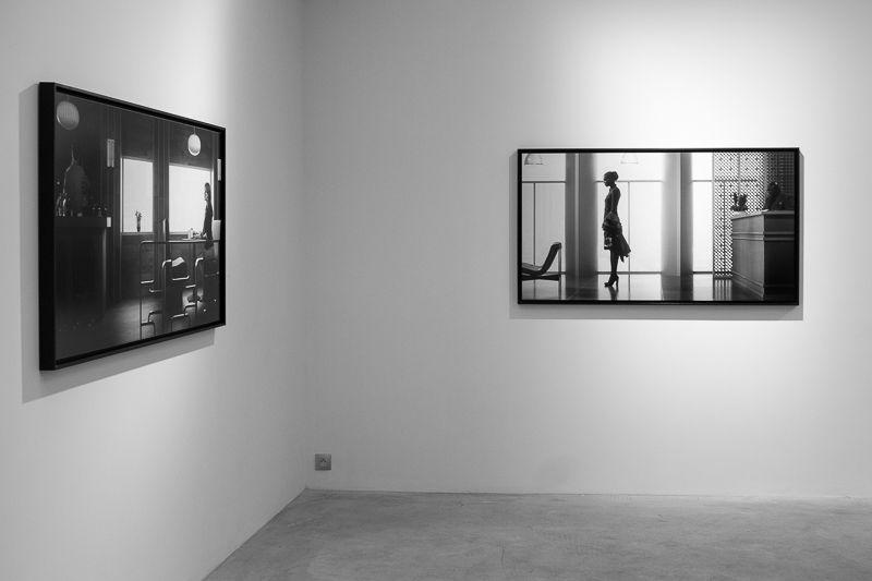 Pour Waiting, le choix du noir et blanc
