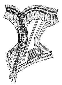 les petits corsets ..avant (a imprimer)