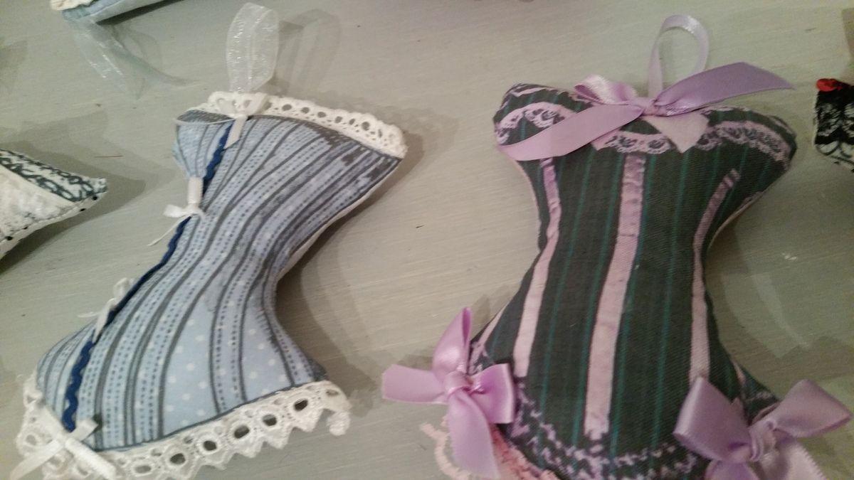 les petits corsets ...apres!