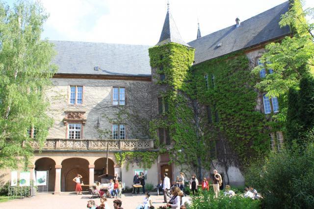 Un château pour un mariage en Alsace