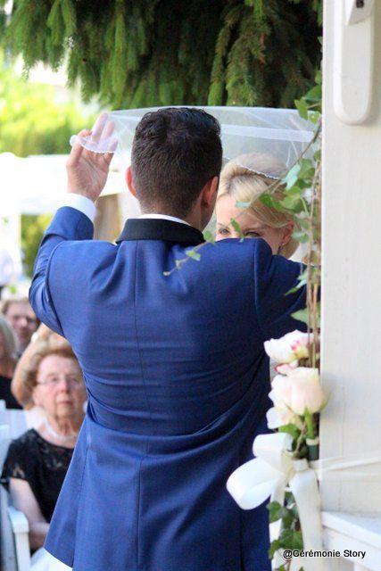 Silvia et Frédéric, une cérémonie au Luxembourg d'une élégante pudeur