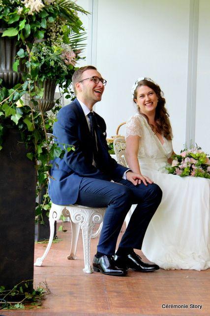 Nicolas et Natacha : des tonnes d'amour sans guimauve !