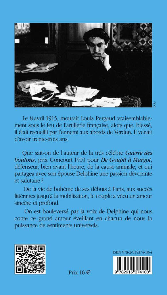 Centenaire de la mort de Louis Pergaud