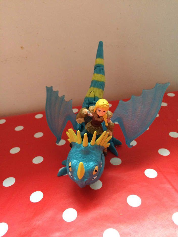 Dragons: cavalier de Beurk