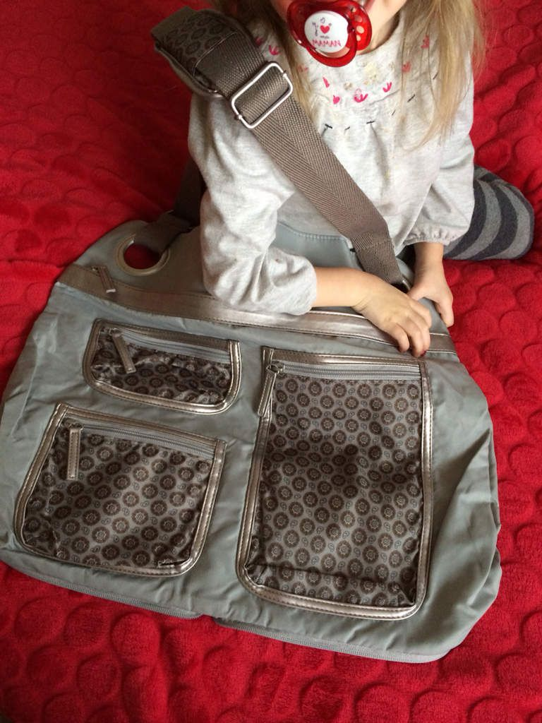 MAGIC STROLLER BAG *