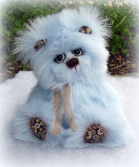 ours d'artiste de 18cm, artist bear