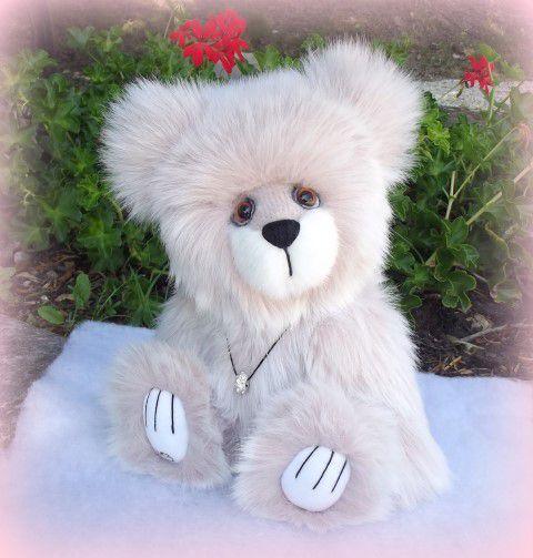 Un ours pour la tombola / A bear for the raffle