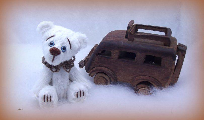 ours d'artiste miniature / miniature artist bear