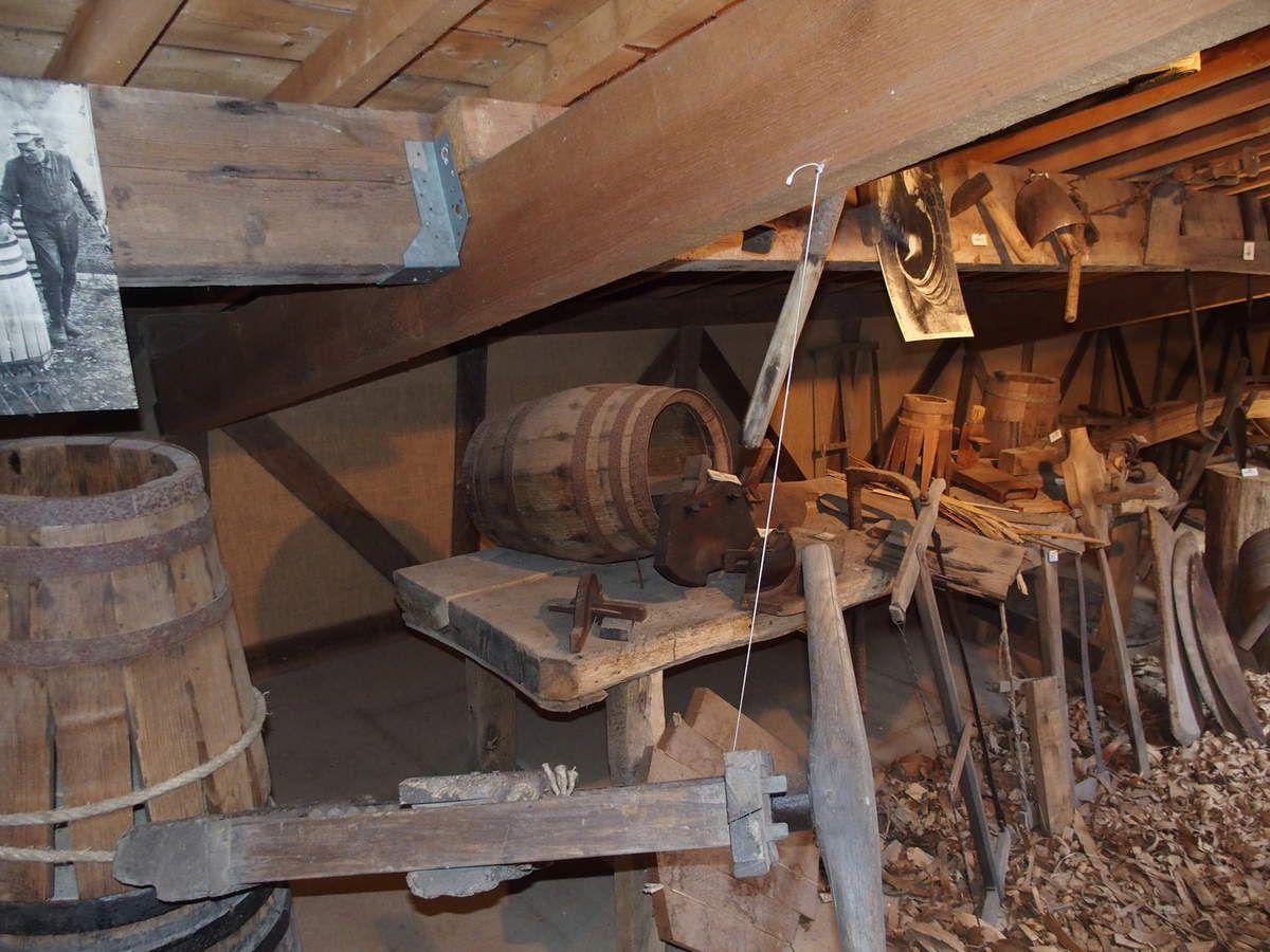 Au musée du cidre de Melleray-la-Vallée