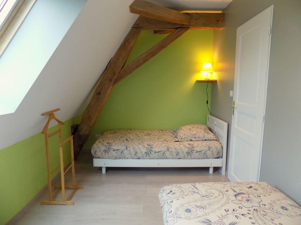 Le Gîte du Neuf-Moulin - 4 chambres - 8 personnes