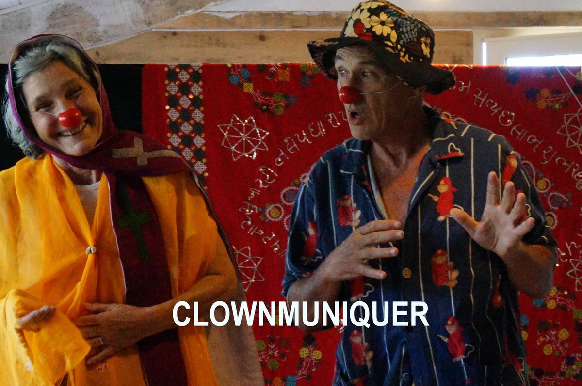 "ON COMMUNIQUE PUIS ON ""CLOWNMUNIQUE"""