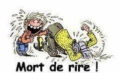 Marocains, Français et Belge , tous très sérieux mais souvent mort de rire. (Pour ne pas finir désespérés).