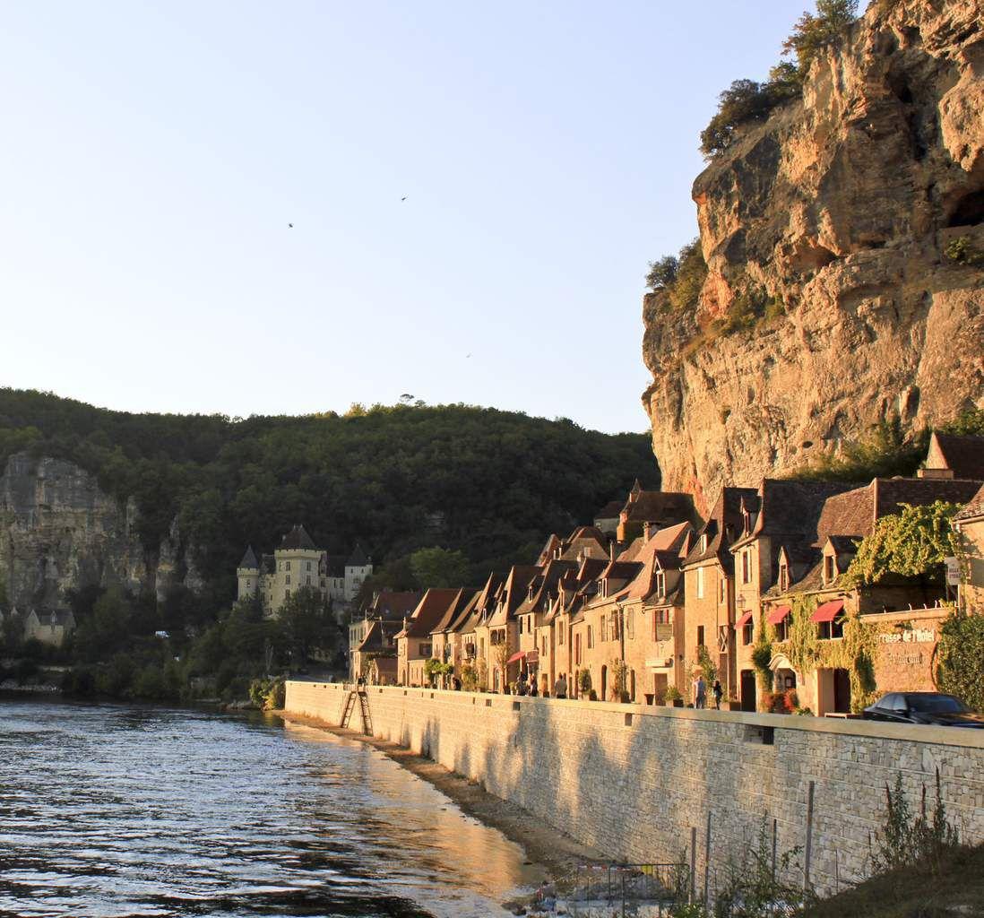 Une escapade familliale remplis de charme : La Roque Gageac et Marqueyssac