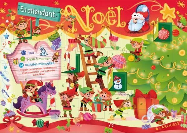 En attendant Noël, Sandra Lebrun et Yrgane Ramon