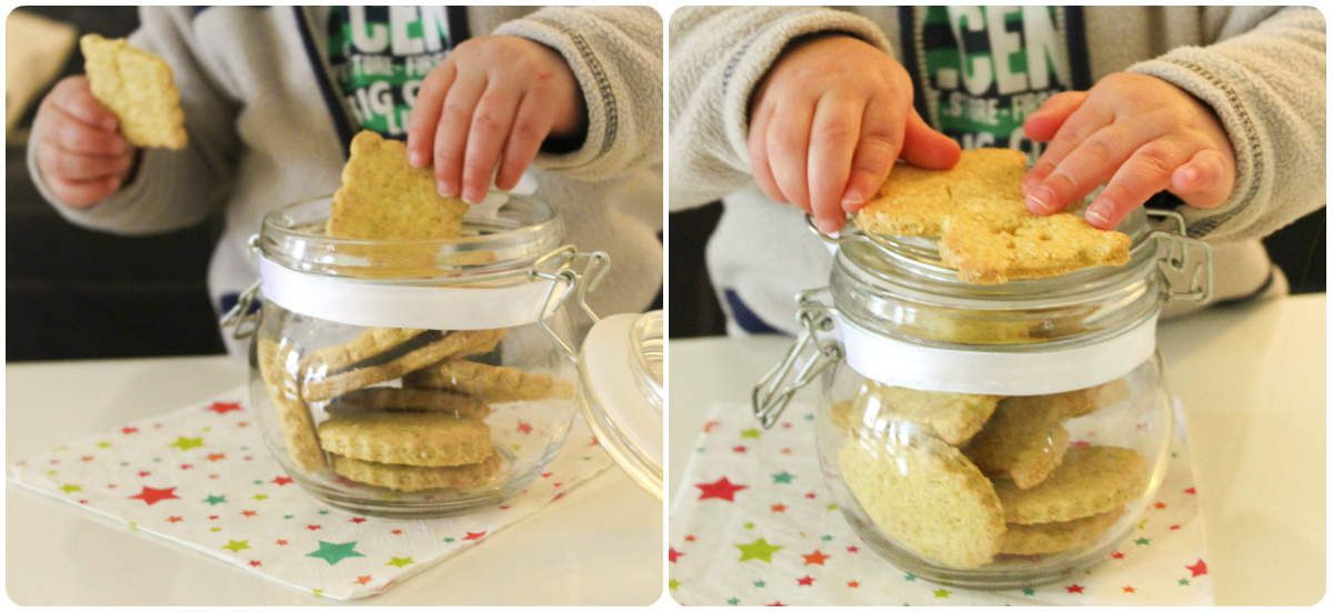 Recette biscuit bebe 12 mois