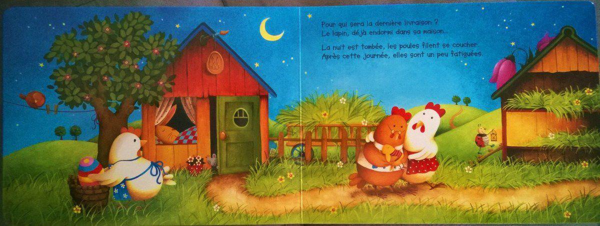 Cinq petits oeufs pour Pâques : un adorable album!