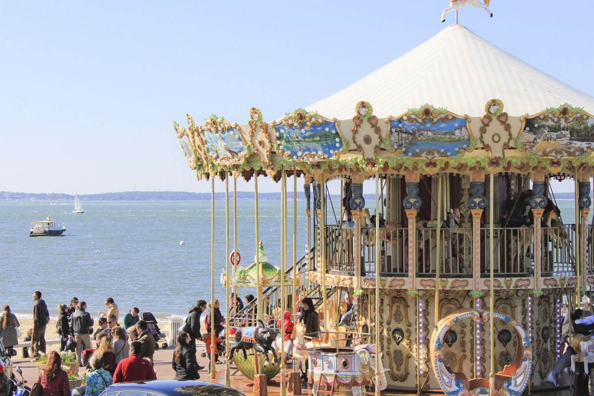 Happiness and Spring {un doux week end sur le basin d'Arcachon}